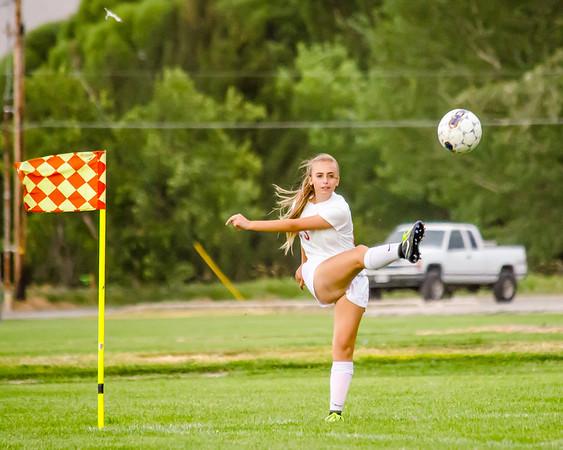 BRHS Girls Soccer VS Malad-209