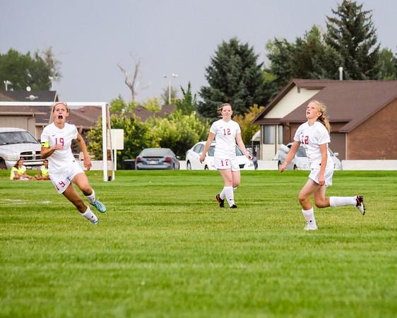 BRHS Girls Soccer VS Malad-212