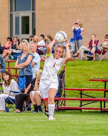 BRHS Girls Soccer VS Malad-216