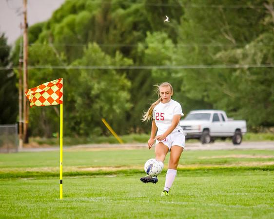BRHS Girls Soccer VS Malad-208