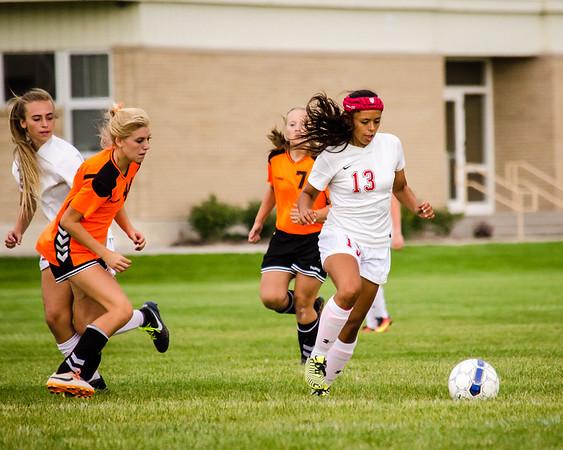 BRHS Girls Soccer VS Malad-210