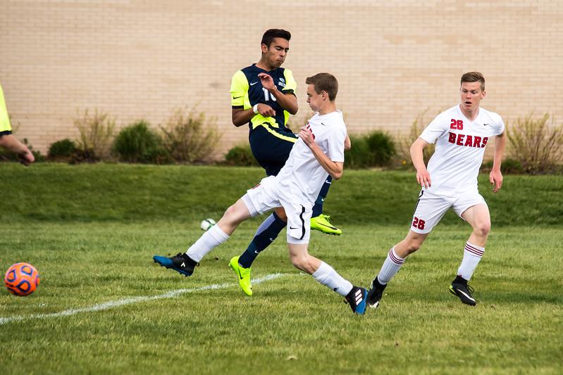 BRHS Soccer VS Ridgeline-2233