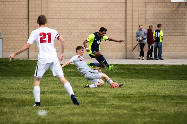 BRHS Soccer VS Ridgeline-2225
