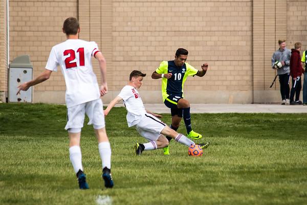BRHS Soccer VS Ridgeline-2224