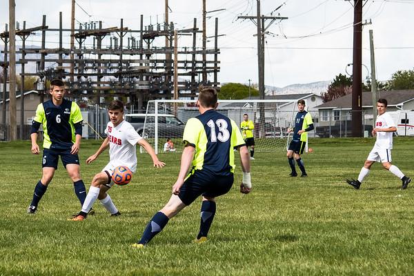 BRHS Soccer VS Ridgeline-2230