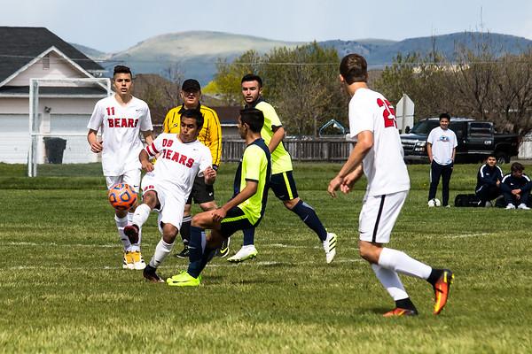 BRHS Soccer VS Ridgeline-2223
