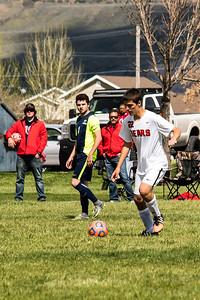 BRHS Soccer VS Ridgeline-2220