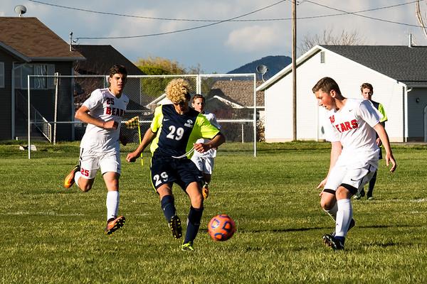 BRHS Soccer VS Ridgeline-3508