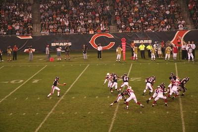 Bears Game August 25, 2006