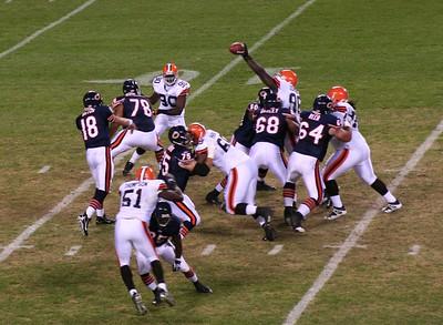 Bears Game August 30, 2007