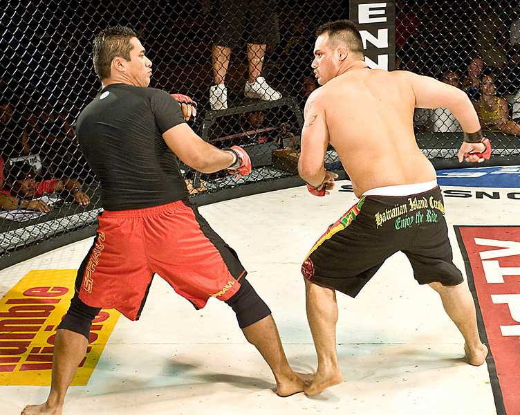 Chance 'The Lion' Leialoha vs Kimo Zoller