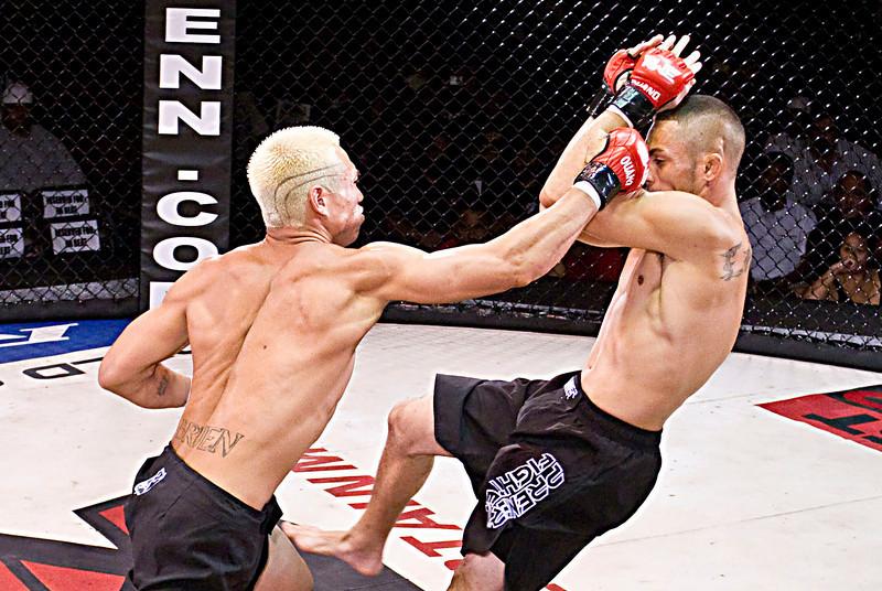 Bruen 'The Warrior' Tavares vs Paco 'Maui Son' Woods