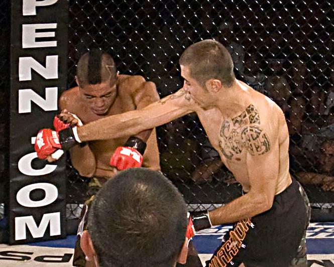 Spencer Higa vs Robin Loeak