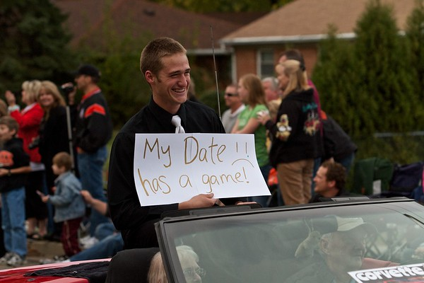Beavercreek Homecoming 2010