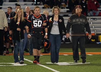 Beavercreek Senior Night