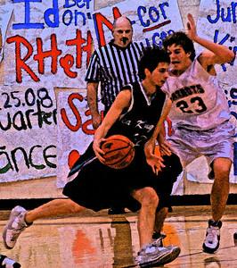 Beckman Basketball - Nick