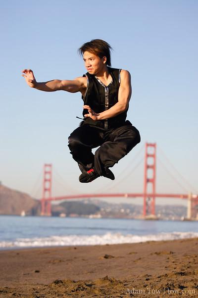 Golden Gate Genie
