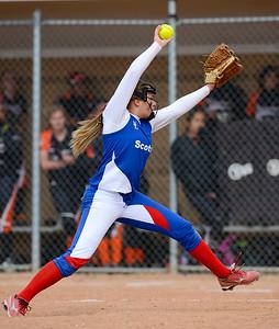 Ben Lomond girls softball team takes on Ogden High School in Ogden on April 7, 2015.