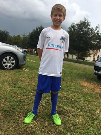 Ben-Soccer (Fall 2015)
