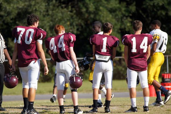 2011 Benedictine Freshman vs Groves