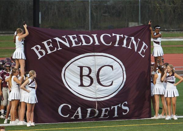 August 2013- Benedictine vs Effingham County
