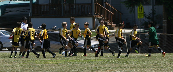 Benicia U13 Boys Arsenal vs Bay Oaks Sting Gold