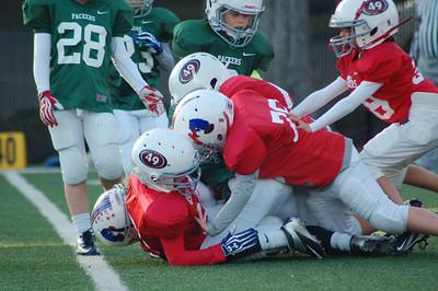 Bennett Football 2013