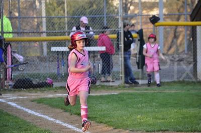 Coleman Contracting Girls Softball 2013