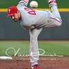 Philadelphia Phillies pitcher Cliff Lee. Photograph by Cincinnati Sports Photographer, Vincent Rush of Monroe, Ohio. All sports photography and sports pictures are property of Cincinnati Sports Photography and Dayton, Ohio Sports Photography