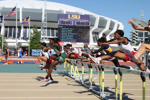 Best of LHSAA Track Meet 5-4-13