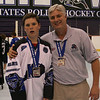 National Silver.  2009 State Wars United States Roller Hockey Championships. This was the last time I was able to coach my son.