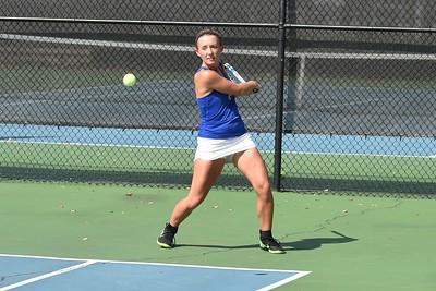 Bethel College Tennis - 2017 vs Grace College