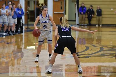 Bethel College Women's Basketball - 2018 vs Goshen College