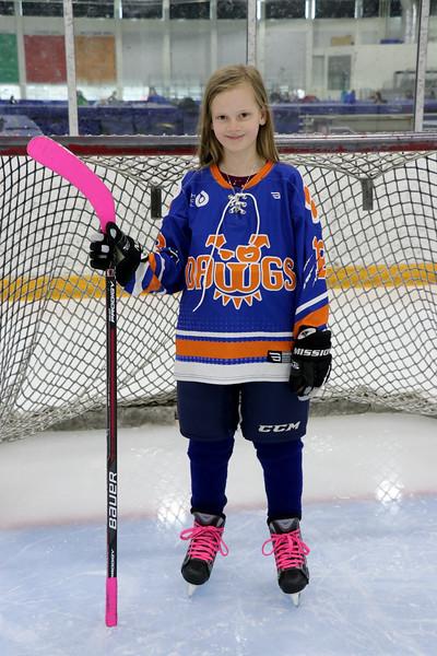 Betty 2018 hockey