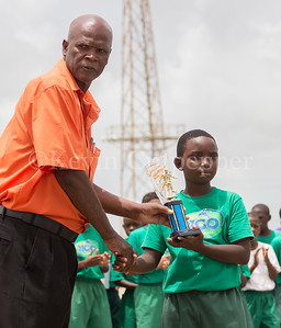 Bico Primary Schools Football Finals 2016