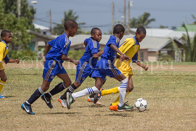 BICO Primary School's Football 2017