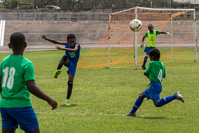 Bico Primary Schools Football Semifinals 2019