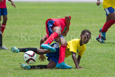 Bico Primary Schools Football Semifinals 2016