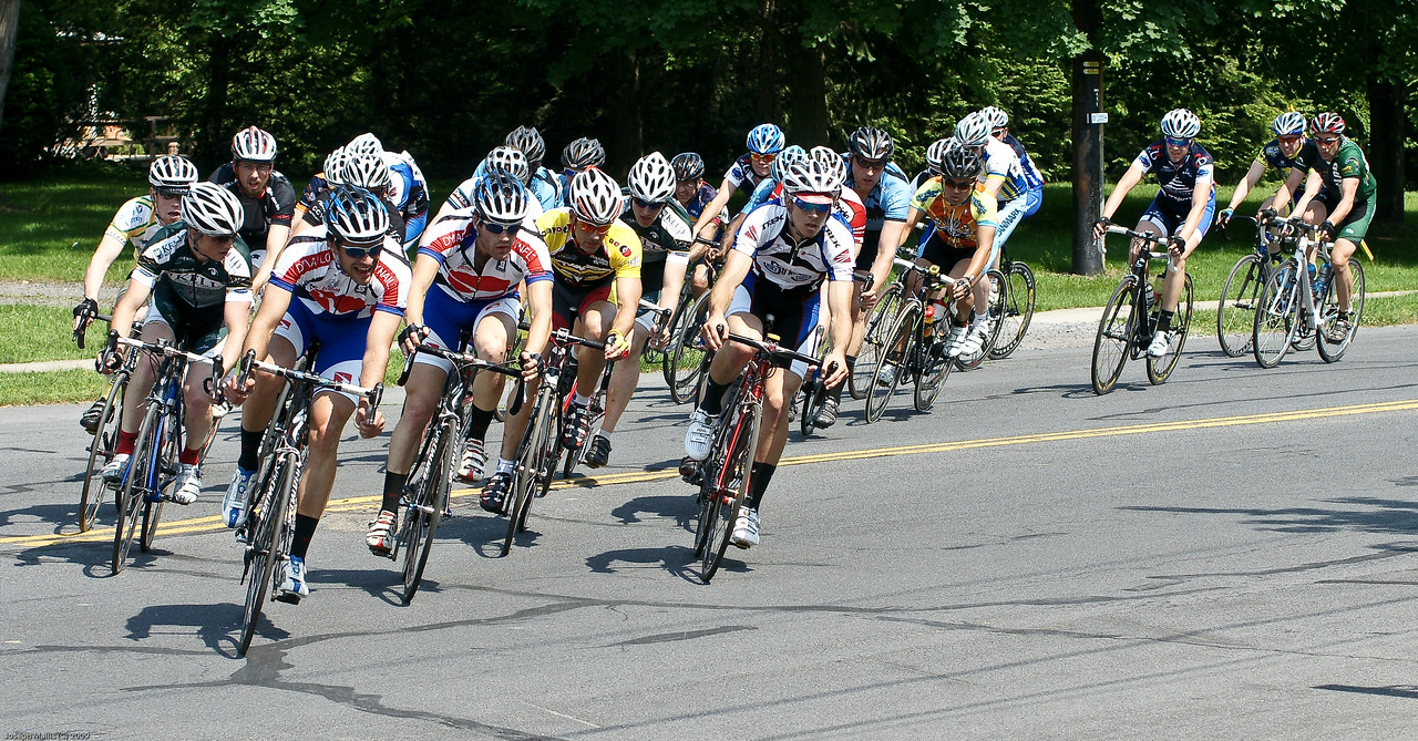 Bloomsburg Town Park Bicycle Race-27