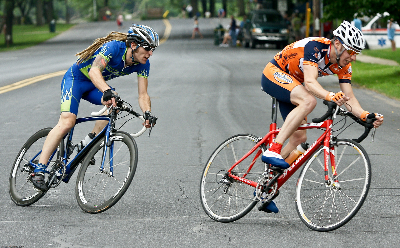 Bloomsburg Town Park Bicycle Race-50