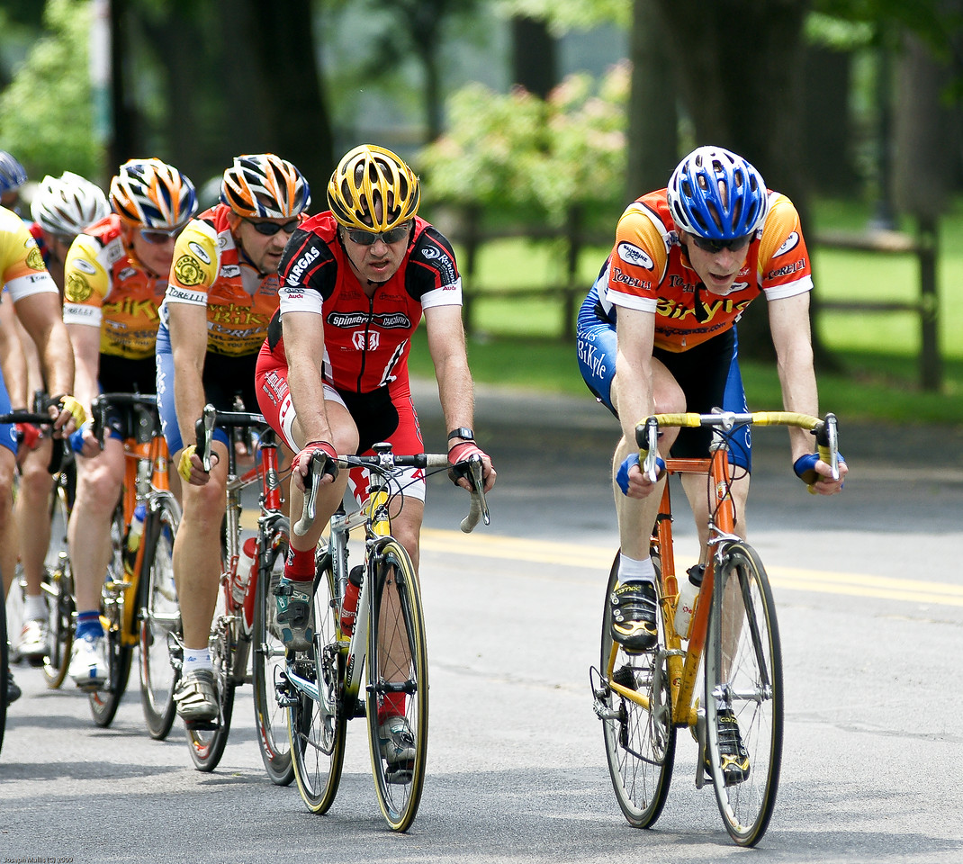 Bloomsburg Town Park Bicycle Race