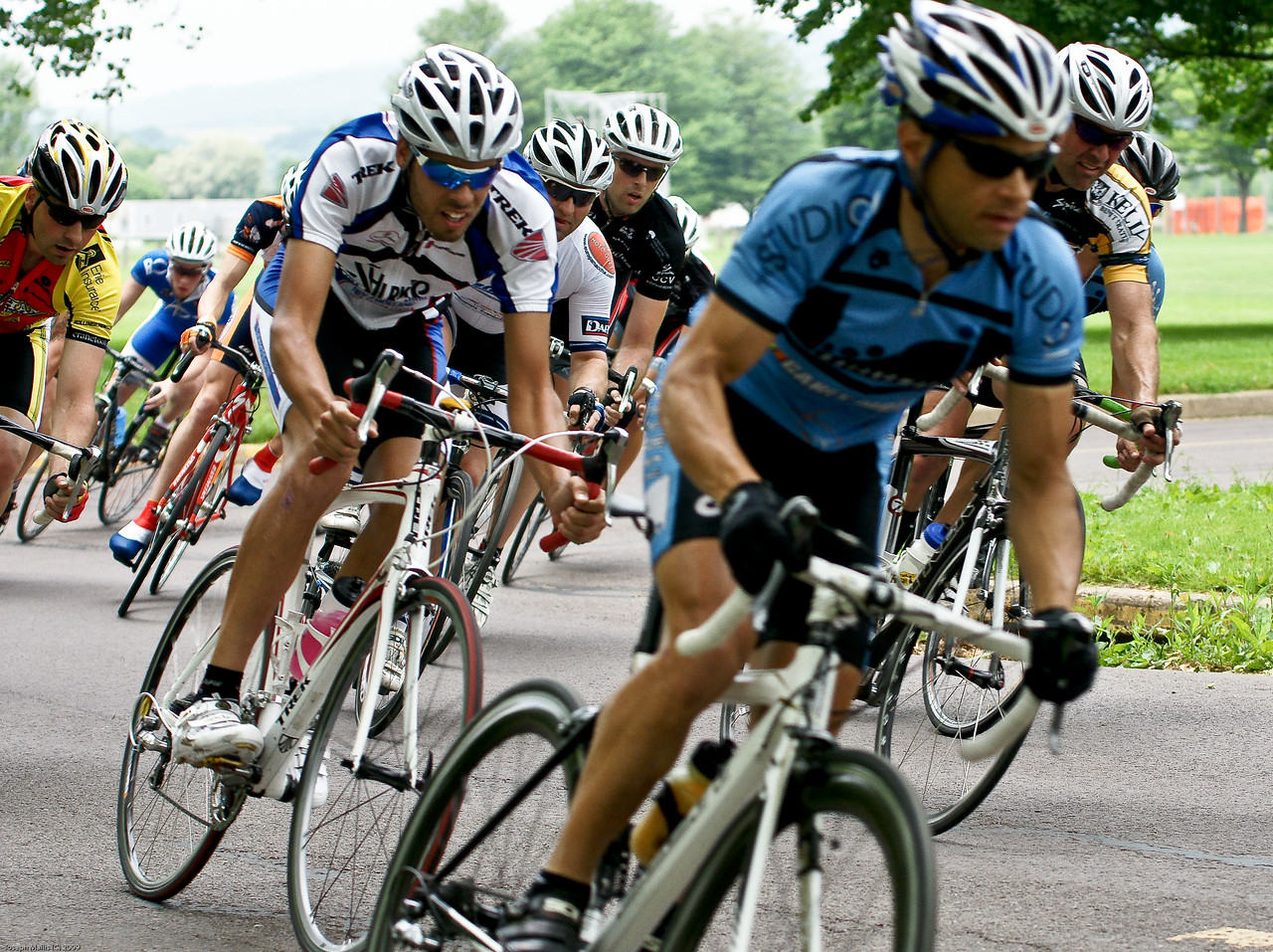 Bloomsburg Town Park Bicycle Race-34