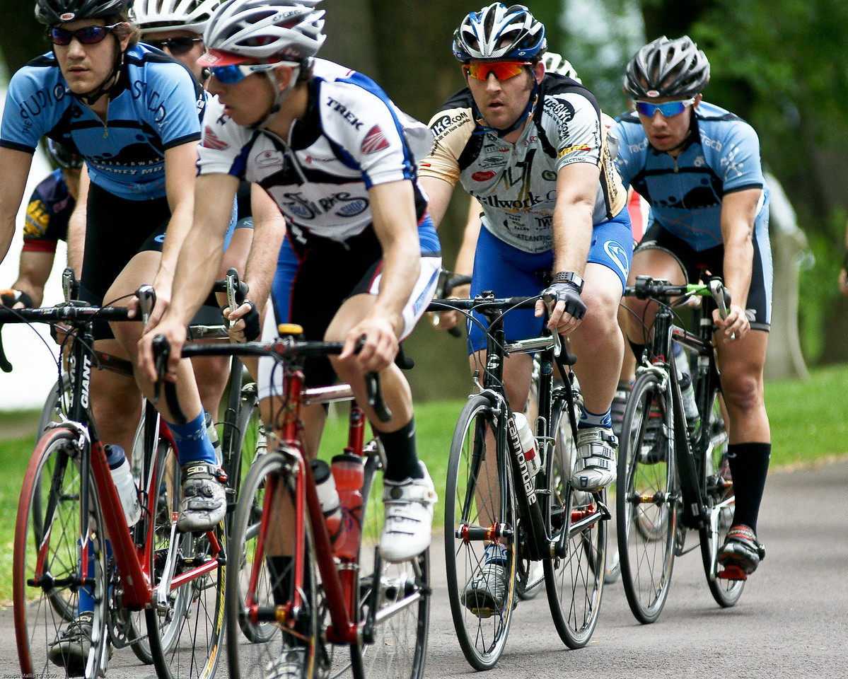 Bloomsburg Town Park Bicycle Race-22