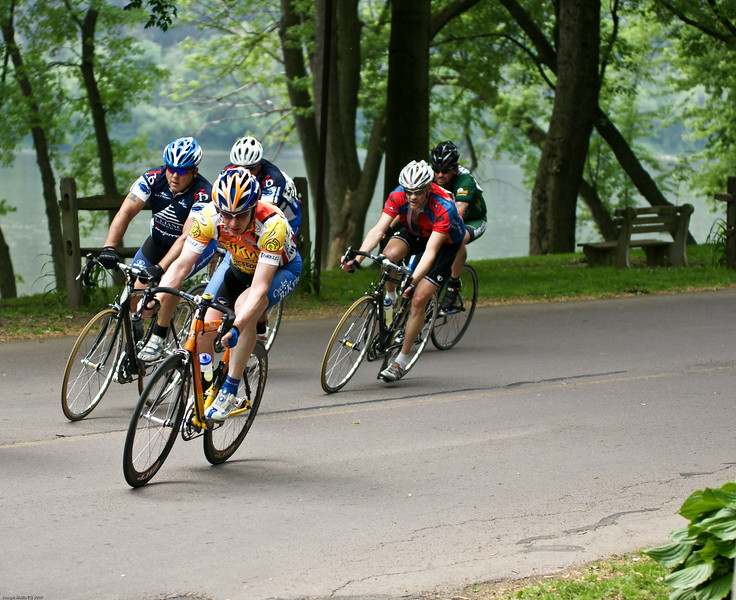 Bloomsburg Town Park Bicycle Race-10