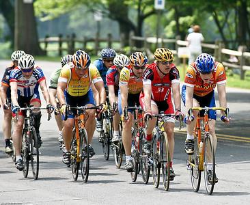 Bloomsburg Town Park Bicycle Race