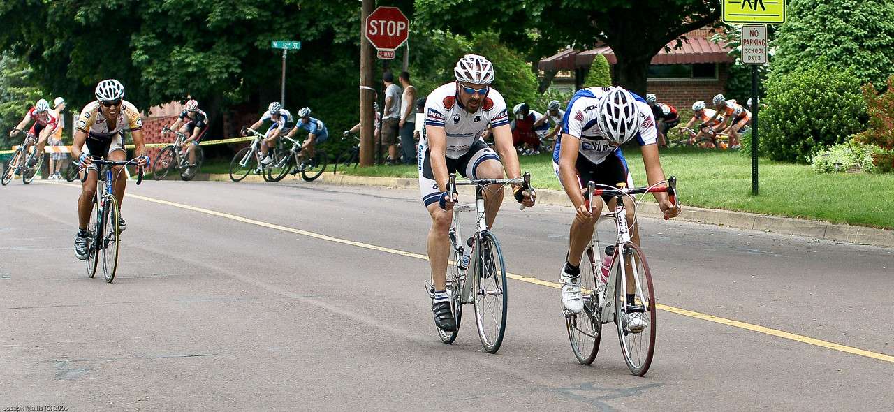 Bloomsburg Town Park Bicycle Race-36