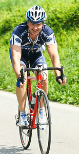 Oxford bicycle race