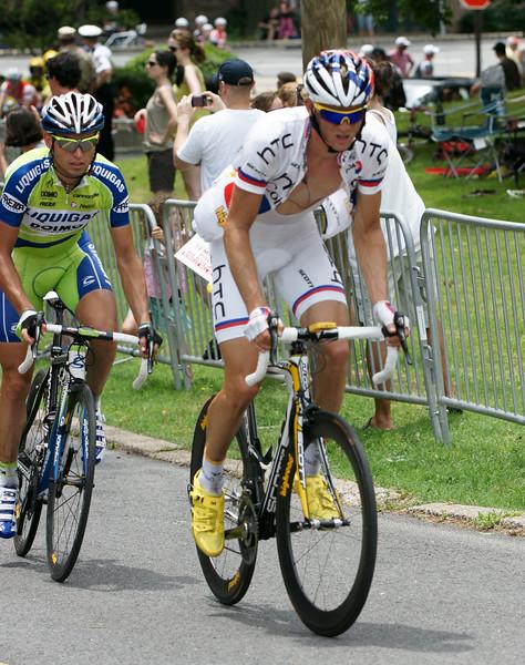 Philadelphia International Cycling Championship-05752.  Foot of Lemon Hill.