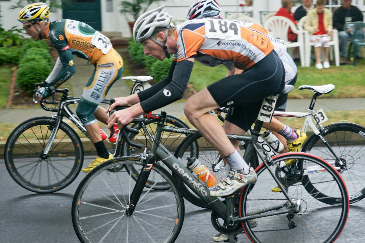 Kevin Gottileb-Haymarket Bicycles