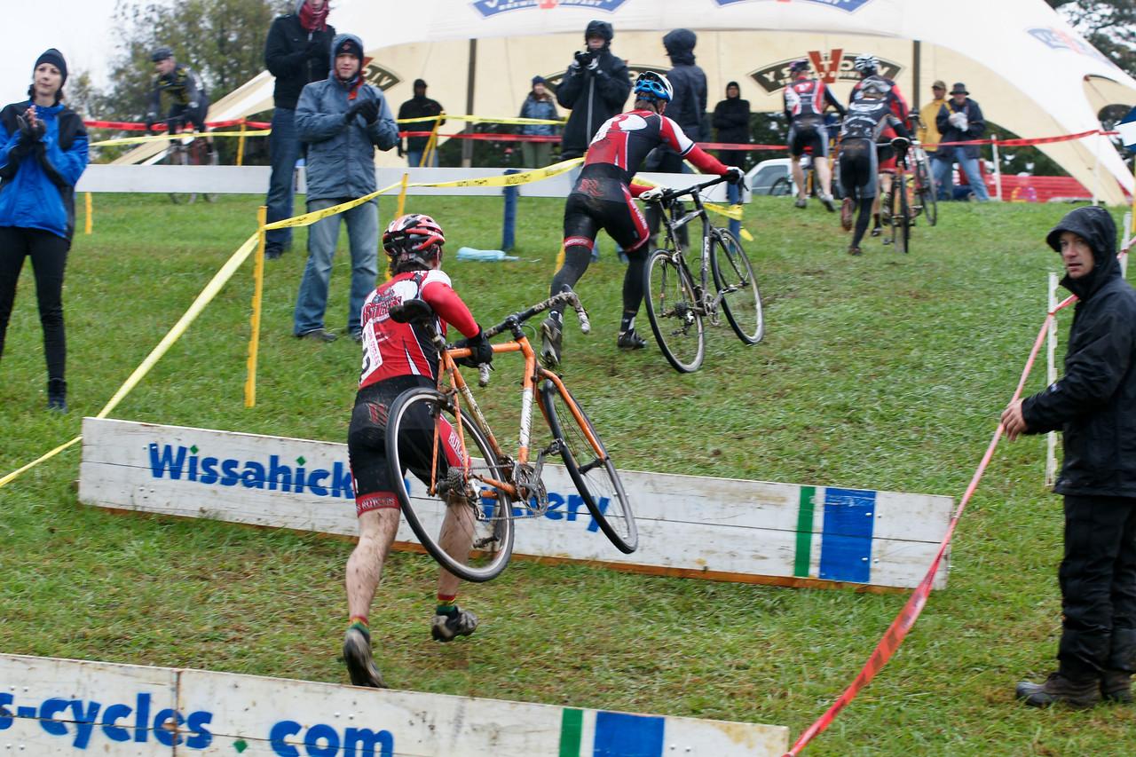 Wissahickon Cross  - 2009-04258